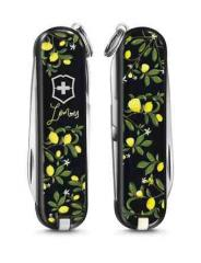 Victorinox & Wenger-Classic Limited Edition 2019 «Lemons»