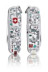 Victorinox & Wenger-Classic Limited Edition 2013 - Iron Factory