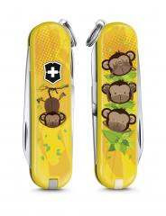 Victorinox & Wenger-Classic Limited Edition 2016 - 3 Wise Monkeys