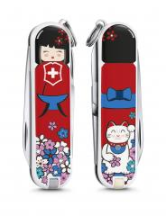 Victorinox & Wenger-Classic Limited Edition 2016 - Kokeshi