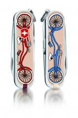 Victorinox & Wenger-Classic Limited Edition 2015 - Bicycle