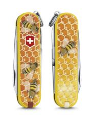 Victorinox & Wenger-Classic Limited Edition 2017 «Honey Bee»