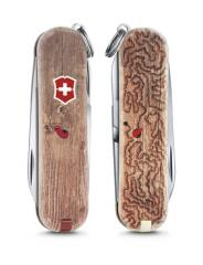 Victorinox & Wenger-Classic Limited Edition 2017 «Woodworm»