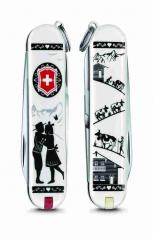 Victorinox & Wenger-Classic Limited Edition 2018 «Alps Love»