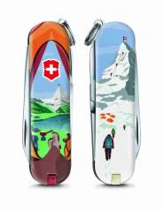 Victorinox & Wenger-Classic Limited Edition 2018 «Call of Nature»
