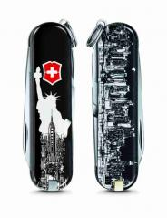 Victorinox & Wenger-Classic Limited Edition 2018 «New York»